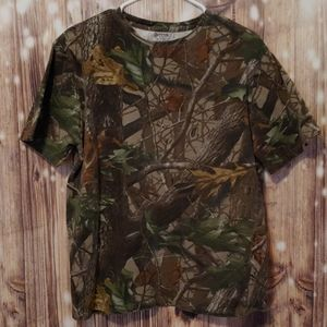 Men's camo t shirt Outfitters Ridge medium